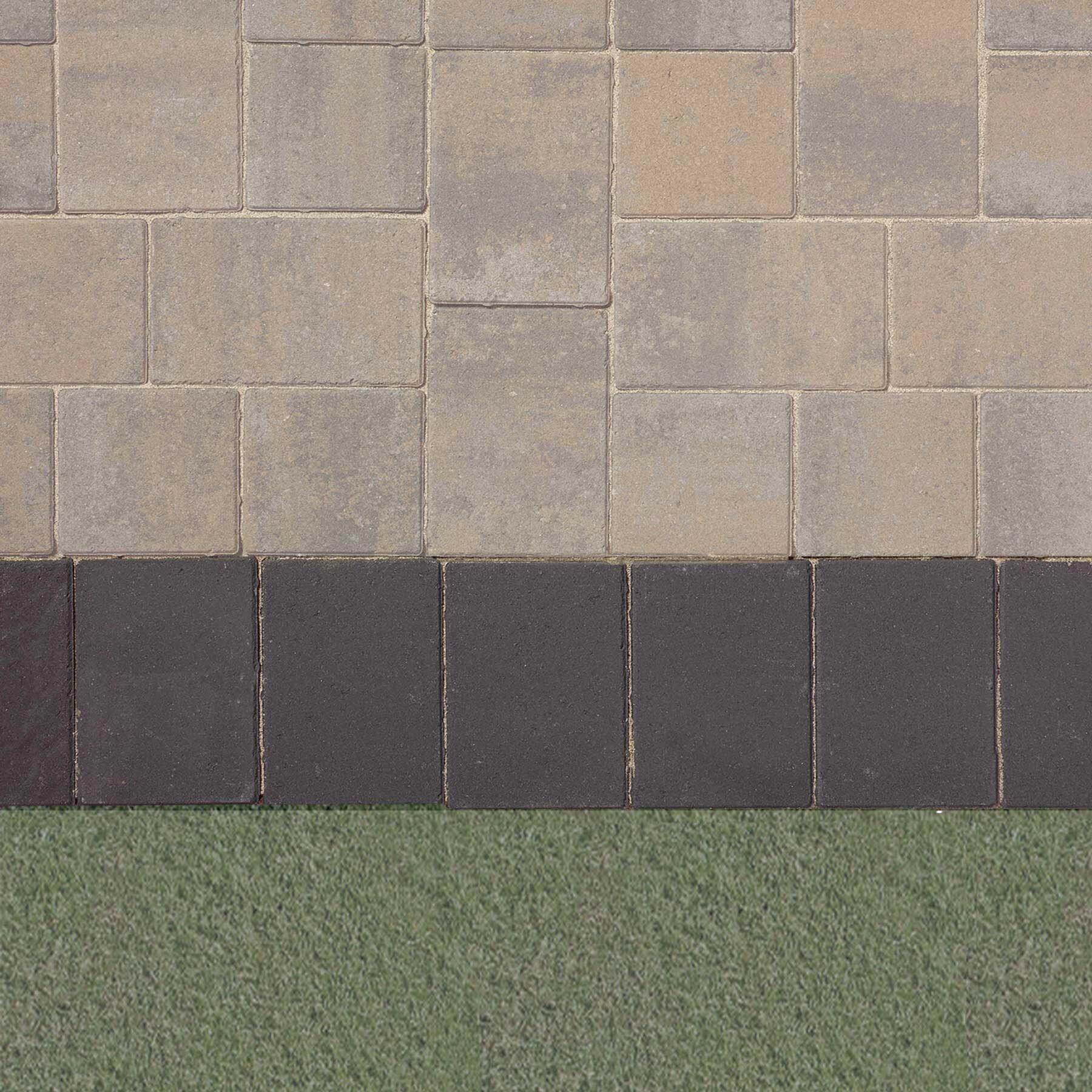 Artisan Slate Charcoal Border Paver